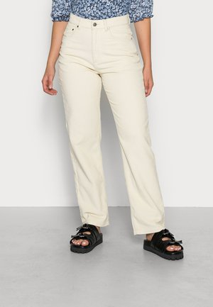 TROUSERS - Broek - off white