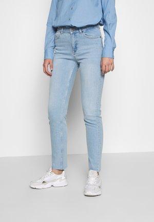 NMJENNA - Jeans Skinny Fit - light blue denim