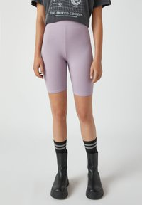 PULL&BEAR - Shorts - purple - 0