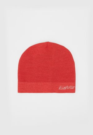 ELIF CRYSTAL - Beanie - corallrot