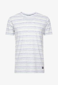 Shine Original - STRIPE TEE - Print T-shirt - green - 4