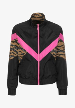 Bomber Jacket - black/pink