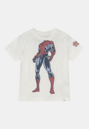 MARVEL IRON MAN GRAPHIC - Print T-shirt - new off white