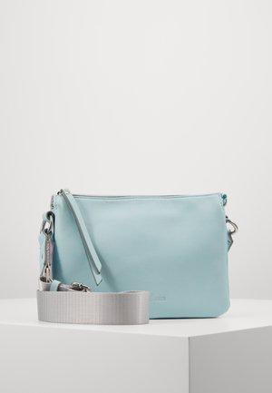 GIRONA - Across body bag - mixed mint
