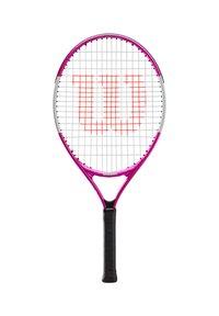 "Wilson - WILSON MÄDCHEN TENNISSCHLÄGER ""ULTRA PINK 23"" BESAITET - Badminton racket - pink (315) - 0"