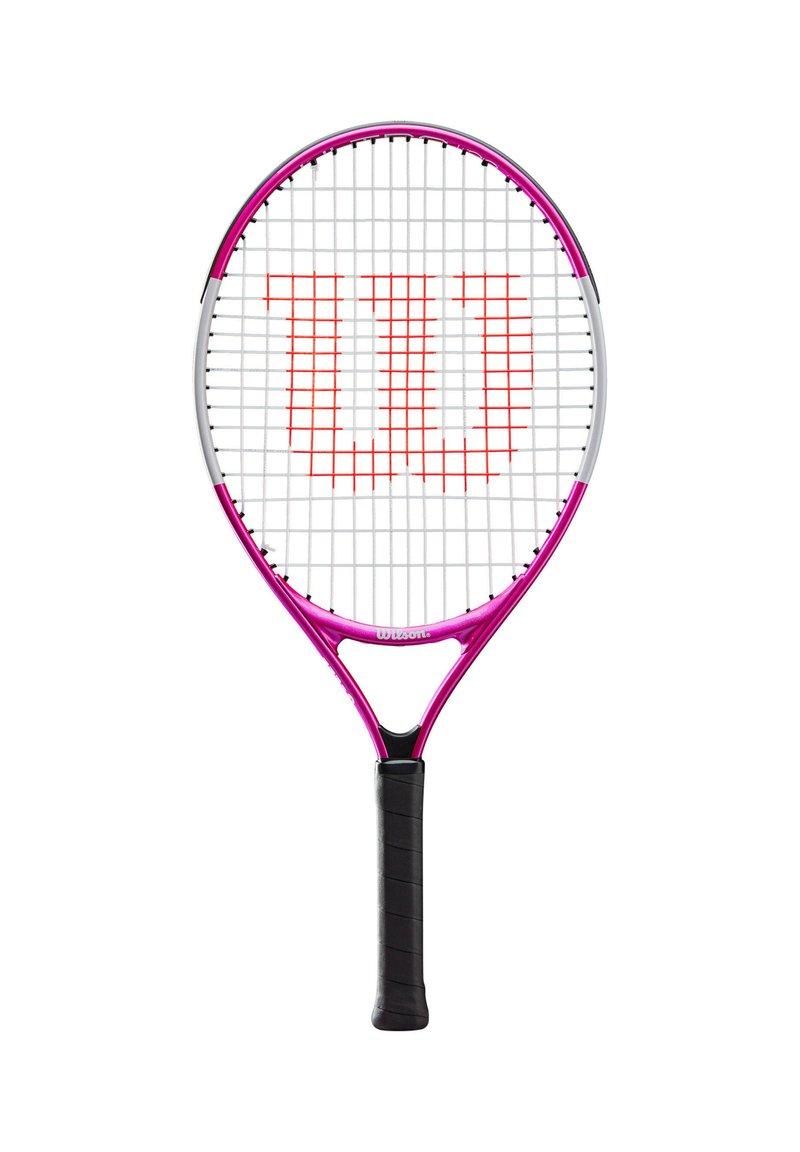 "Wilson - WILSON MÄDCHEN TENNISSCHLÄGER ""ULTRA PINK 23"" BESAITET - Badminton racket - pink (315)"