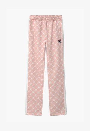 PIA  - Pantalones deportivos - sepia rose/blanc de blanc