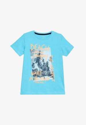 NKMCRIS - Print T-shirt - bachelor button