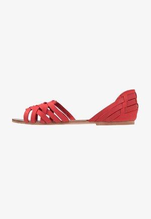 JINX - Sandalias - red