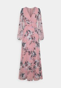 Nly by Nelly - IN LOVE WRAP GOWN - Maxi šaty - multicoloured - 5