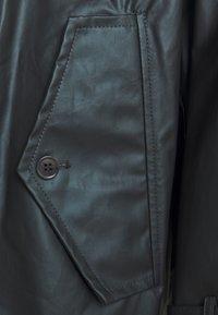 Filippa K - WINDSOR RAIN - Vodotěsná bunda - metal - 4
