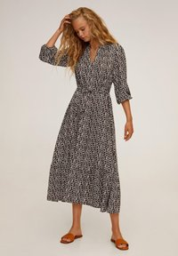 Mango - APPLE - Day dress - noir - 0