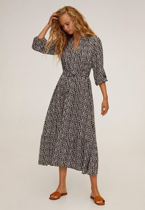 APPLE - Day dress - noir