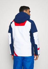 Spyder - TORDRILLO GTX - Snowboardová bunda - white - 3