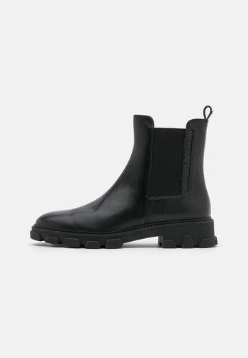 RIDLEY BOOTIE - Støvletter - black
