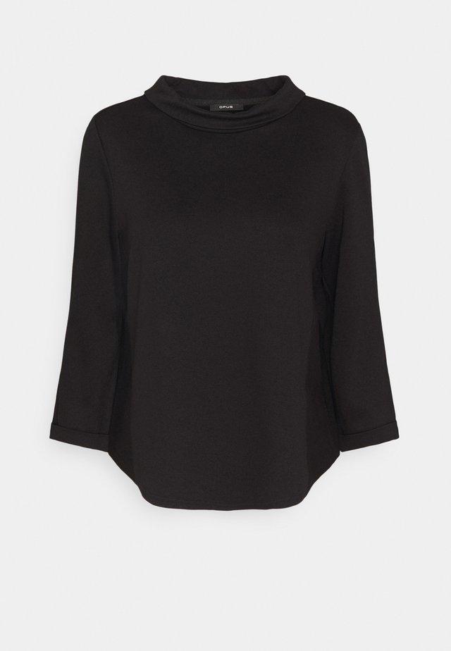 GULEDA  - Langarmshirt - black