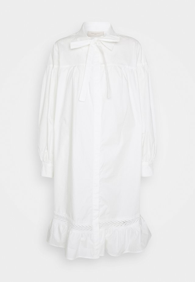 Blusenkleid - off-white