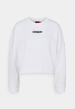 DARBIE - Long sleeved top - white