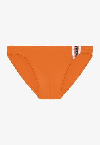 ALIZE - Swimming briefs - orange