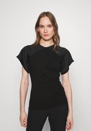 BLUSA - T-shirt print - nero