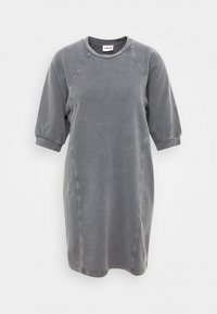 Noisy May - NMDARIA DRESS - Day dress - dark grey - 0