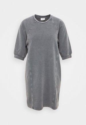NMDARIA DRESS - Day dress - dark grey