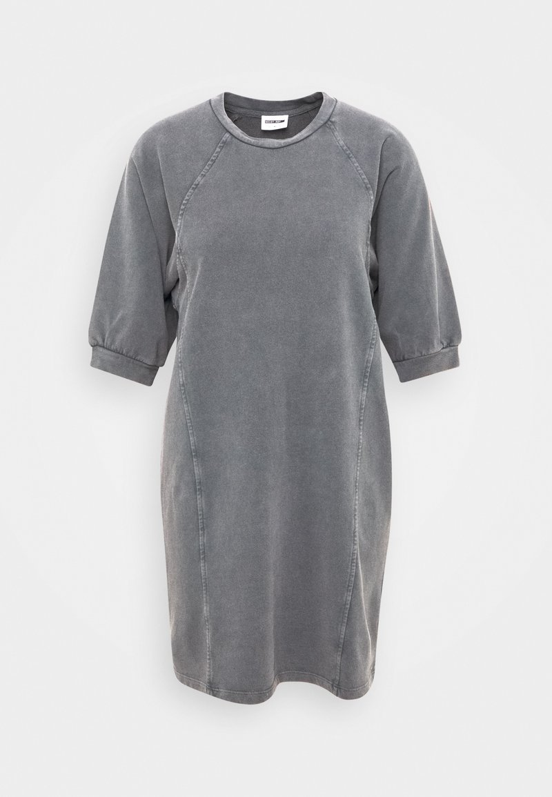 Noisy May - NMDARIA DRESS - Day dress - dark grey