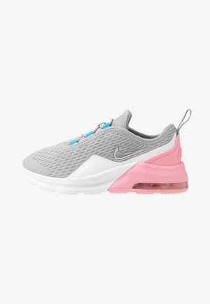 AIR MAX MOTION 2 - Sneakers laag - light smoke grey/metallic silver/pink/laser blue