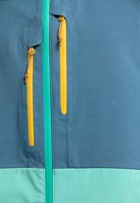 PYUA - Giacca softshell - blue - 4