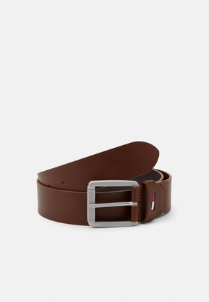 ROLLER BELT - Pasek - brown