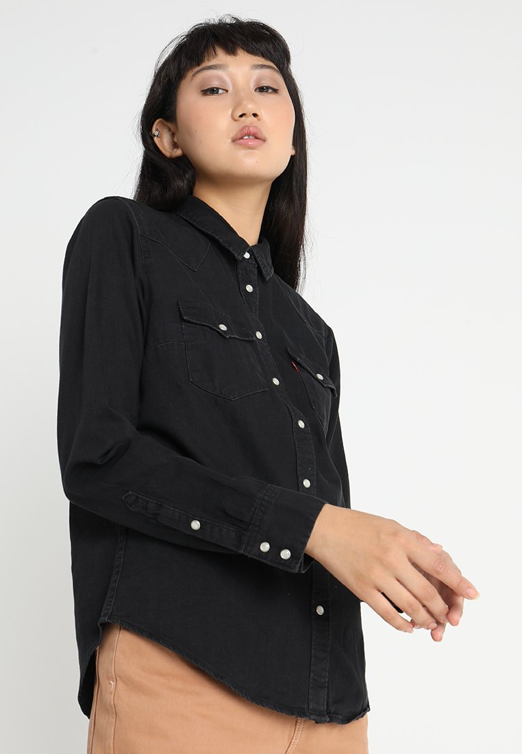 Levi's® - ULTIMATE WESTERN - Camisa - shiny happy people