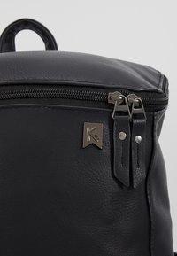 Kidzroom - KIDZROOM CAR GO OUT - Baby changing bag - black - 10