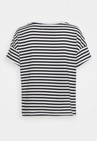 Anna Field - T-shirts med print - black/white - 1