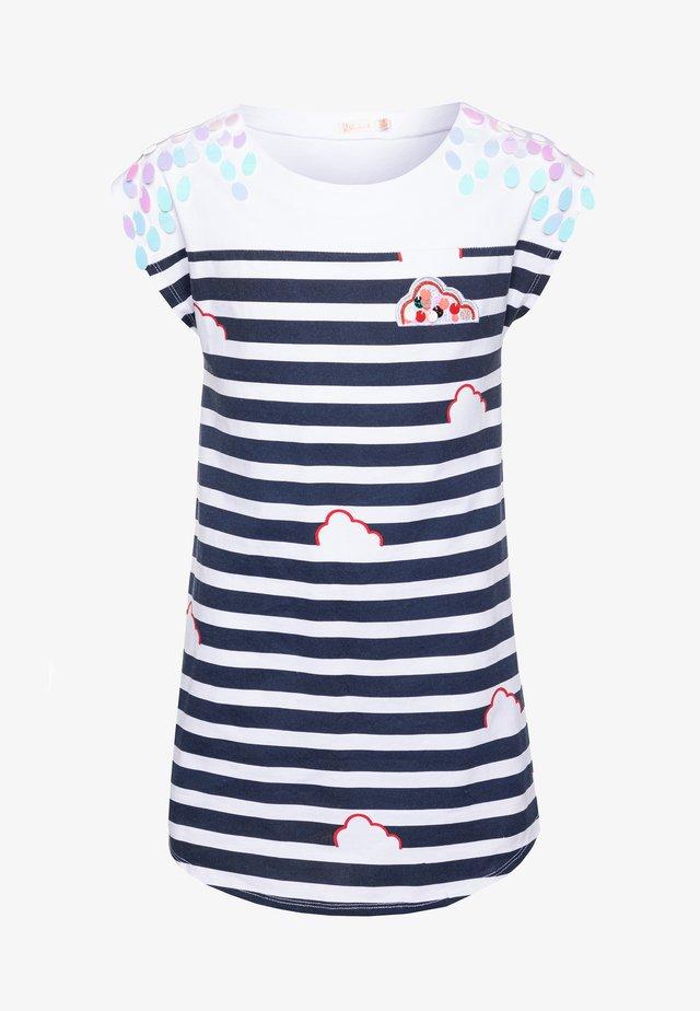 DRESS - Jerseykleid - navy