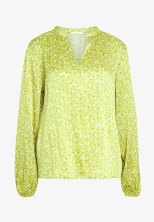 FODANA FLORAL - Blouse - green leaf
