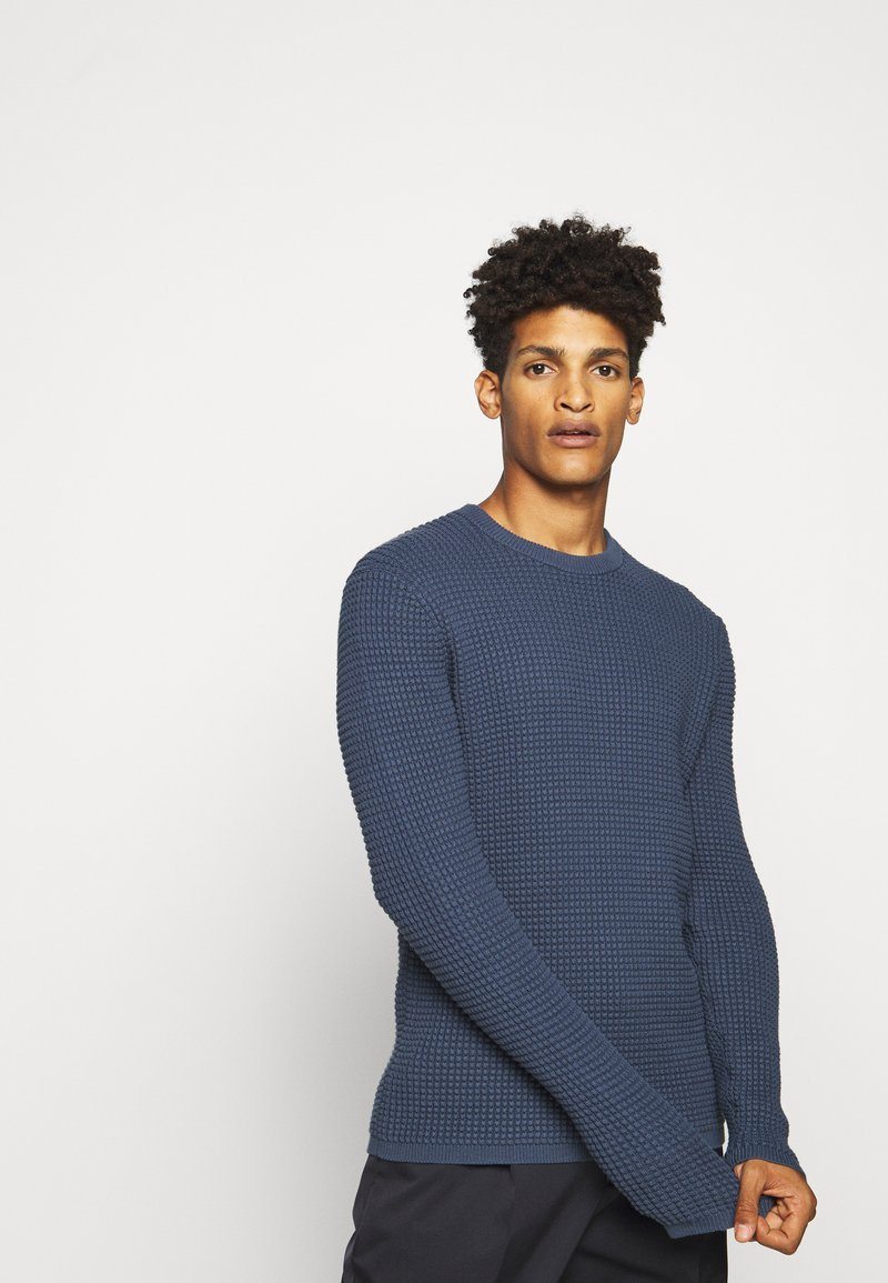 Theory - PHANOS CREW - Pullover - air force