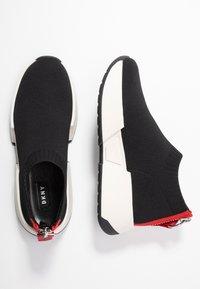 DKNY - MARCEL - Sneakers high - black - 3
