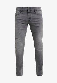 REBEL PANT MARGATE - Slim fit jeans - black
