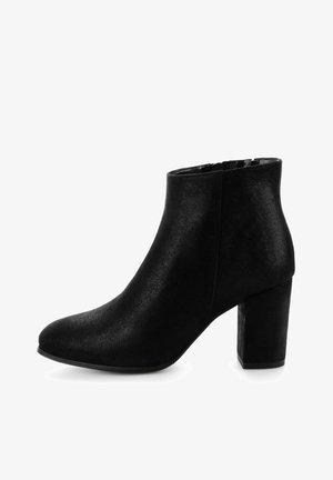 FALSINI - Boots à talons - black