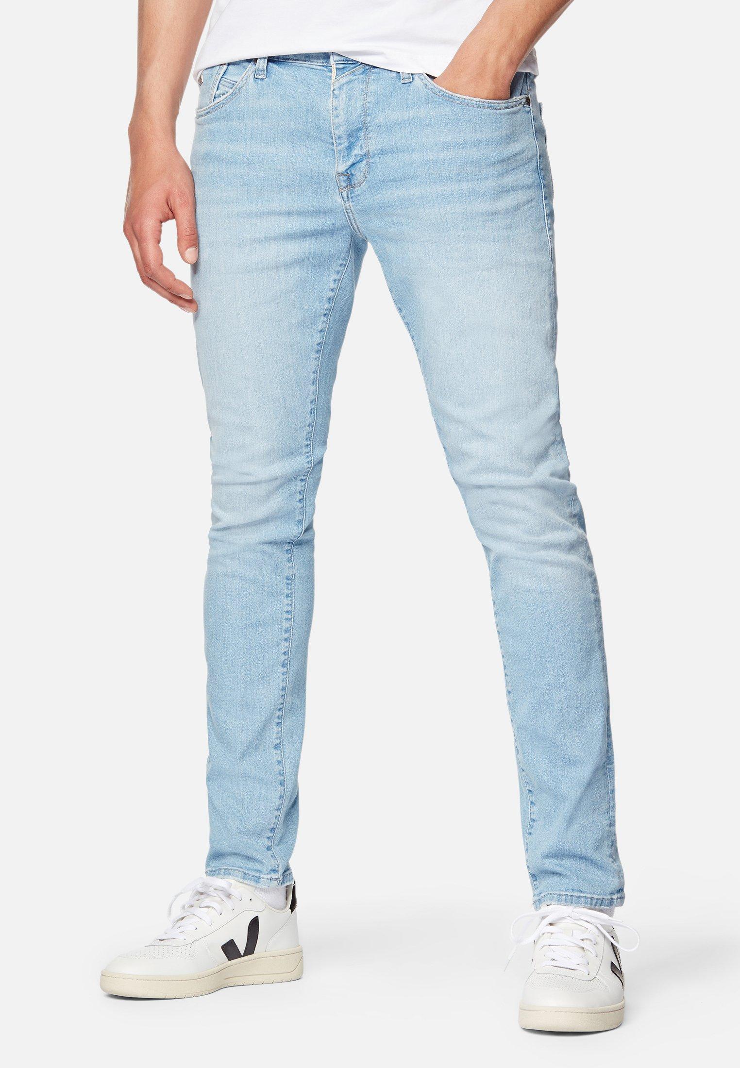 Herren Jeans Skinny Fit - blue