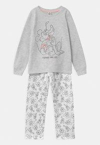 OVS - DISNEY MICKEY MOUSE & PLUTO - Pyžamová sada - grey melange - 0