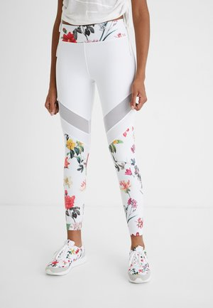 Leggingsit - white