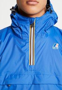 K-Way - LEON PADDED - Light jacket - blue royal - 5