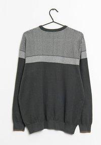 Marks & Spencer London - Stickad tröja - grey - 1