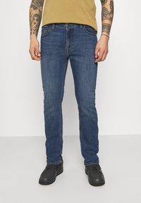 Lee - RIDER - Jeans slim fit - blue denim - 0