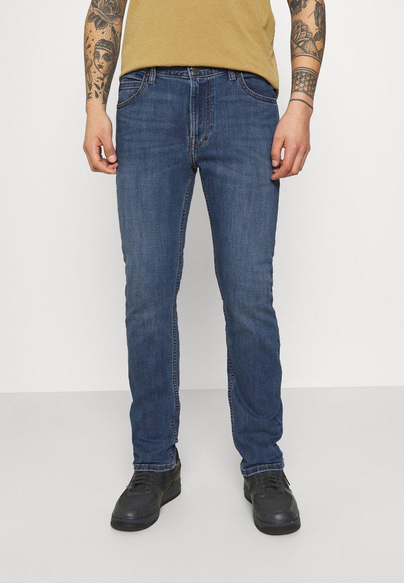 Lee - RIDER - Jeans slim fit - blue denim