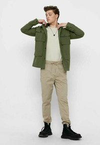Only & Sons - Summer jacket - olive night - 1