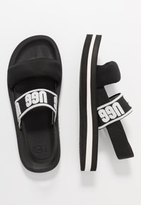UGG - ZUMA SLING - Sandals - black - 3