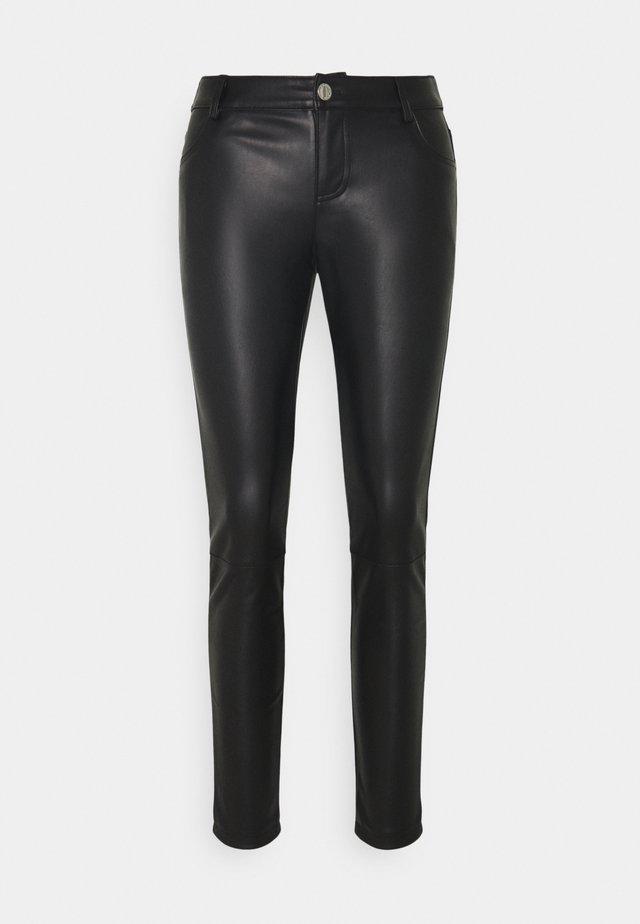 PREMY - Spodnie materiałowe - noir