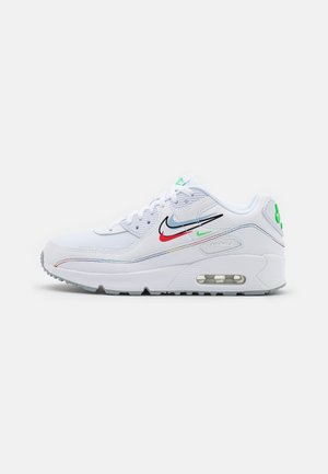 AIR MAX 90 UNISEX - Sneakers laag - white/light green spark